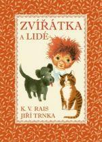 Jiří Trnka, Rais K. V.: Zvířátka a lidé cena od 88 Kč