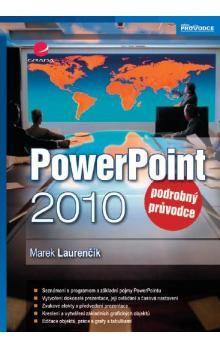 Marek Laurenčík: PowerPoint 2010 cena od 83 Kč