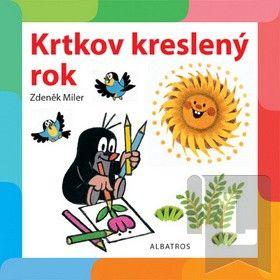 ALBATROS Krtkov kreslený rok cena od 180 Kč