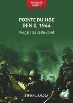 Steven J. Zaloga: Pointe du Hoc Den D 1944 cena od 84 Kč
