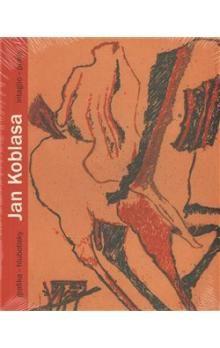 Mahulena Nešlehová: Jan Koblasa. Grafika - hlubotisky cena od 507 Kč