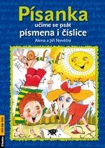 Alena Nevěčná, Jiří Nevěčný: Písanka - učíme se psát písmena i číslice cena od 149 Kč