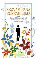 Natasha Solomons: Seznam pana Rosenbluma aneb Soubor dobře míněných rad pro každého, kdo se chce stát Angličanem cena od 129 Kč