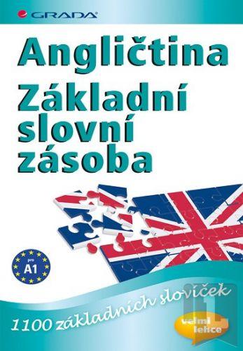 Angličtina Základní slovní zásoba cena od 143 Kč