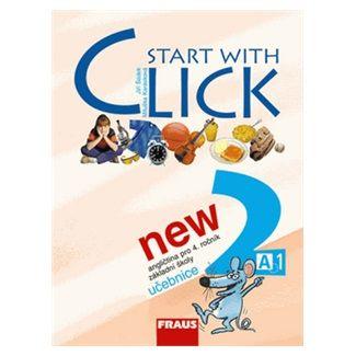 Šádek Jiří: Start with Click New 2 - učebnice cena od 129 Kč
