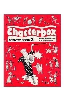 Strange, Holderness: Chatterbox 3 Activity Book cena od 157 Kč