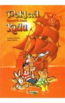 Němeček Štíplová: Poklad kapitána Kida - 4. vydání cena od 189 Kč