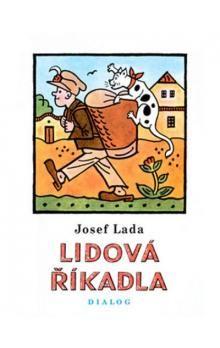 Josef Lada: Lidová říkadla Josef Lada cena od 85 Kč
