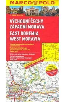 Východní Čechy, zápaní Morava 1:200 000 cena od 110 Kč