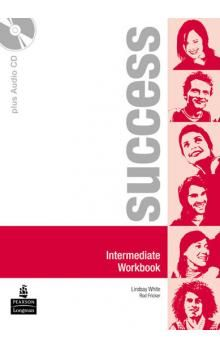 Success Intermediate Workbook cena od 220 Kč