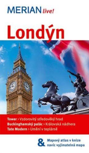 Heidede Carstensen: Merian 1 - Londýn cena od 156 Kč
