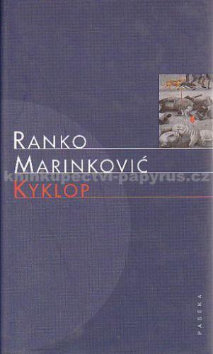 PASEKA Kyklop, Ranko Marinkovič cena od 408 Kč