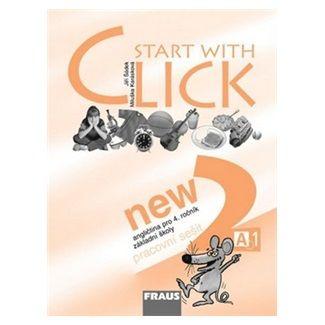 Šádek J., Karásková M.: Start with Click New 2 - pracovní sešit cena od 106 Kč