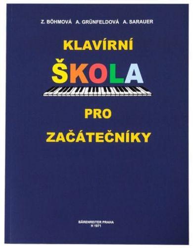 Bohmová Z.: Klavírní škola pro začátečníky cena od 177 Kč