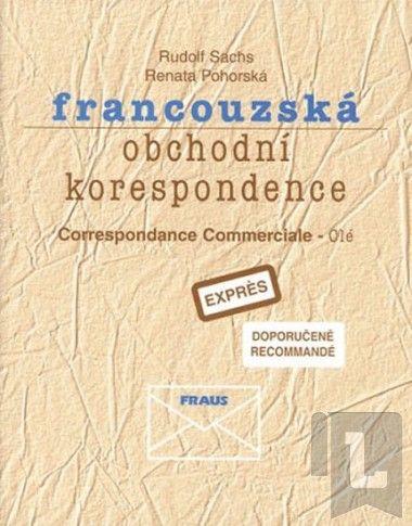 FRAUS Francouzská obchodní korespondence - klíč cena od 52 Kč