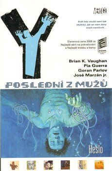 Brian K. Vaughan, Pia Guerra: Y: Poslední z mužů 4: Heslo cena od 271 Kč