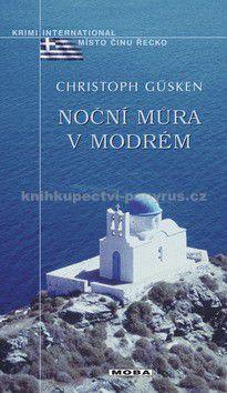 Christoph Güsken: Noční můra v modrém cena od 0 Kč