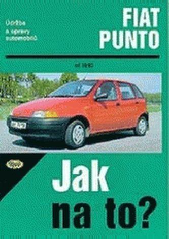 Hans-Rüdiger Etzold: Fiat Punto od 10/93 do 8/99 cena od 454 Kč