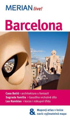 Harald Klöcker: Merian 12 - Barcelona cena od 155 Kč