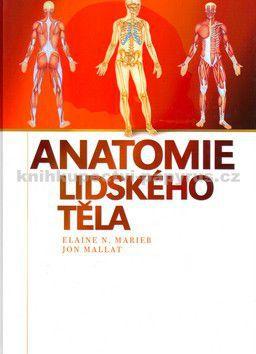 CP Books Anatomie lidského těla cena od 1882 Kč