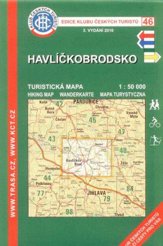 Cabalka Zdeněk KČT 46 Havlíčkobrodsko cena od 61 Kč