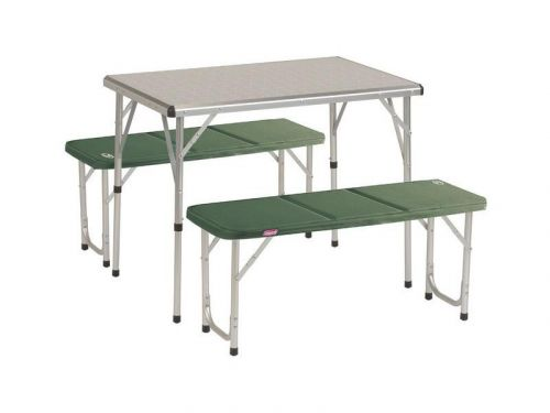 COLEMAN PACK-AWAY™ TABLE FOR 4