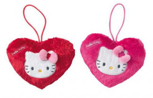 EPEE Hello Kitty srdíčko, plyš cena od 99 Kč