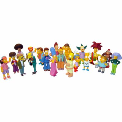 EPEE Simpsonovi - sběratelské figurky cena od 22 Kč