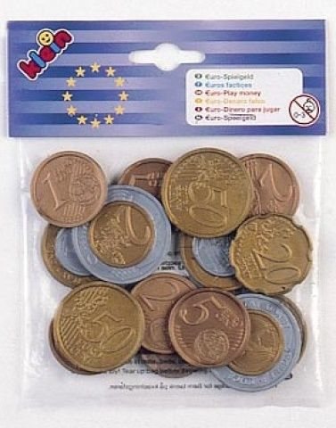 Euro mince Klein cena od 83 Kč
