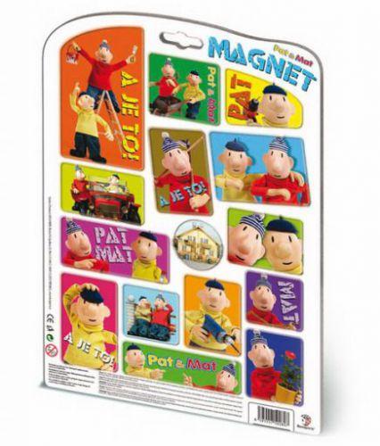 Magnetky - Pat a Mat - nové cena od 105 Kč