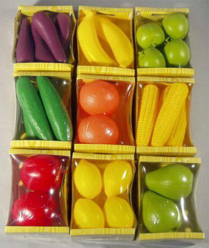 Ovoce a zelenina v přepravkách Klein cena od 79 Kč
