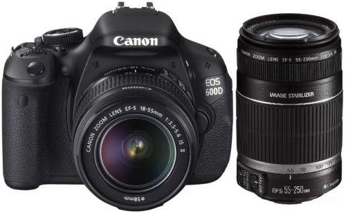 Canon EOS 600D cena od 0 Kč