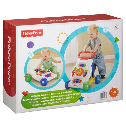 MATTEL Aktivní odstrkovadlo Mattel cena od 599 Kč