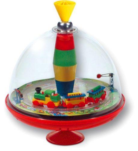 LENA Speciální hrající káča vláček, průměr 19 cm cena od 429 Kč