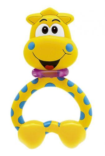 Chicco Kousátko plast žirafa