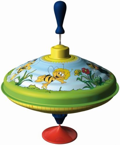 LENA Hrající káča Včelka Mája s průměrem 19 cm cena od 217 Kč