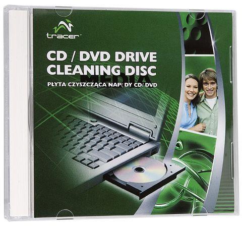 OEM Tracer čistící sada optických mechanik CD/DVD