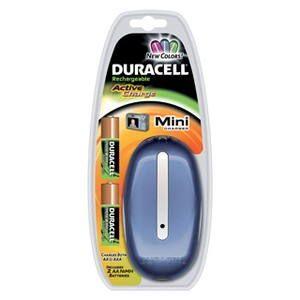 Duracell CEF 20 + 2ks AA Color