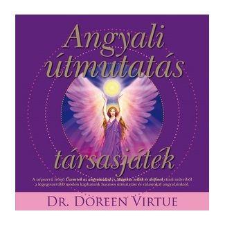 Doreen Virtue: Angyali útmutatás-társasjáték cena od 541 Kč