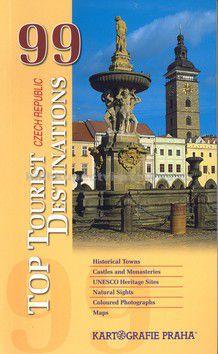 Dana Boudová: 99 Top Tourist Destinations Czech republic cena od 15 Kč