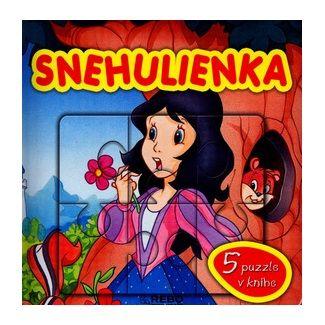 REBO Productions Snehulienka cena od 98 Kč
