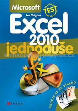 Ivo Magera: Microsoft Excel 2010 cena od 0 Kč