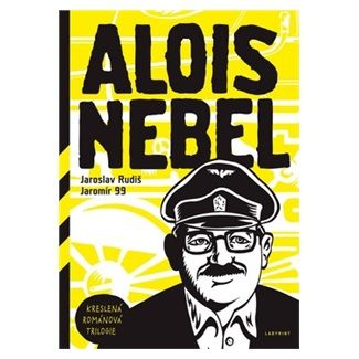 Jaromír 99, Jaroslav Rudiš: Alois Nebel -Kreslená román.trilogie-2.v cena od 340 Kč