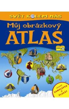 Můj obrázkový atlas cena od 53 Kč