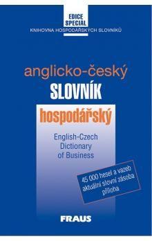 Marcela Straková: Anglicko-český slovník hospodářský cena od 411 Kč