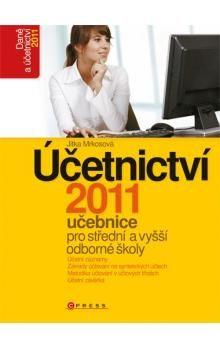 Jitka Mrkosová: Účetnictví 2011 cena od 177 Kč
