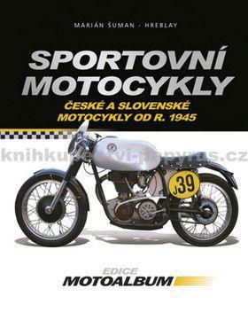 Marián Šuman-Hreblay: Sportovní motocykly cena od 241 Kč