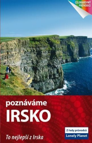 Kolektiv: Irsko - Lonely Planet - 2. vydání cena od 357 Kč