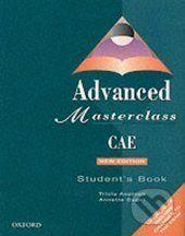 Oxford University Press Advanced Masterclass CAE, New Edition, Student's Book cena od 491 Kč