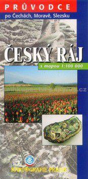 Kartografie PRAHA Český ráj s mapou 1:100 000 cena od 128 Kč